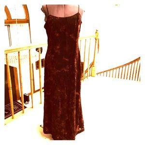 Joseph Ribkoff Beautiful Black & Red Gown